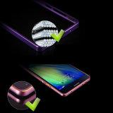 Doppeltes Farben-Lichtbogen Hippocampal Faltenbildung-Metallstoßkasten für Samsung