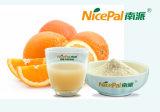 Polvere arancione fresca della frutta per il prodotto di cottura