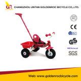(GL112-2) Triciclo del bambino di alta qualità 10  con Ce