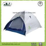 2つの人の二重層のドームのキャンプテント