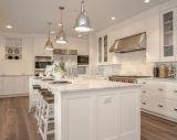 台所カスタム木製の食料貯蔵室のキャビネットのための白く小さいキャビネット