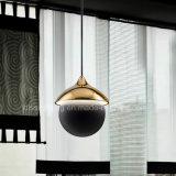 Bola colgante LED del hierro de la personalidad de Dlss que enciende la lámpara pendiente del estilo moderno con Ce/UL