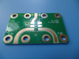 PCB board RO4350b 2 Layer printed Circuit board 0.8mm Thick