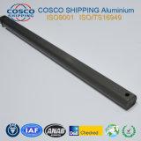 Profil en aluminium/aluminium personnalisé avec l'usinage CNC & anodisé dur (ISO9001 : 2008 certifié & RoHS certifié)