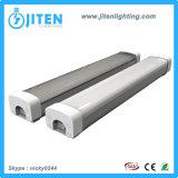 Epistar 1800mm de aluminio con protección IP65 Tri-Proof Chip de la luz del tubo LED
