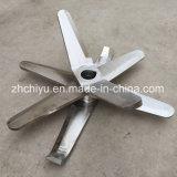 Mezclador de alta velocidad para el polvo sin procesar plástico de Material/PVC