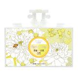 Shampooing 500ml+500ml de cheveu de contrôle de miel et de pétrole de Dulenbe