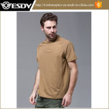 Sports de plein air respirable Esdy tactique assault T-shirts pour la chasse