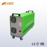 Máquina portátil de soldagem de oxigênio de hidrogênio Conjunto de soldagem a gás 600L