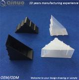 Beschermers van de Hoek van Qinuo de Rechte Plastic voor het Frame van het Glas of van de Foto