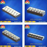 Dissipatore di calore unito alto potere che supportano il trattamento di superficie di ossidazione