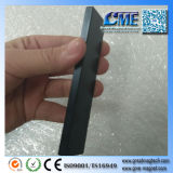 N40uh F100X25X6mm Neodym-Block-Magnet-Schwarz-Kleber-überzogene Magneten