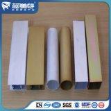 ISO 알루미늄은 단면도 알루미늄 관 /Tube의 둘레에 양극 처리한다 내밀었다