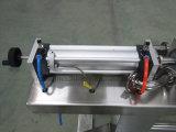 액체를 가진 5-5000ml Guagnzhou 지면 유형 반 자동 주스 액체 충전물 기계