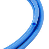 Blau des PU-pneumatisches Luft-Schlauch-10*6.5
