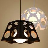 De noordse Lamp van de Tegenhanger van het Ijzer van de Stijl Moderne Eenvoudige voor Restaurant