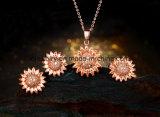 Anneau en bijoux en argent personnalisé haut de gamme