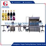 Automatische hohe Präzisions-Getränk-Flaschen-Füllmaschine