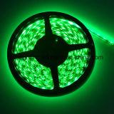 indicatore luminoso di striscia flessibile verde di 12V-24V 30LEDs/M SMD5050 LED