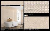 300 x 600mm wasserdichte glasig-glänzende Innenwand-Fliese für Badezimmer