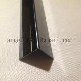 304 Perfil de aço inoxidável 316 para proteção de borda de parede