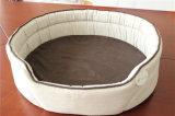 Het Bed van het Huisdier van Removeable van het kussen, Bed van de Hond van de Invoer van het Product van het Huisdier het Met de hand gemaakte