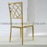 Venda por grosso de Casamento Hotel utilizado Restaurante cadeira (LH-619Y)
