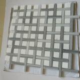 плитки мозаики мрамора камня оптовой продажи плитки камня природы 300*300mm
