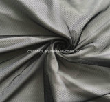 Negro de malla para el revestimiento Casualwear Tela (HD1105353)