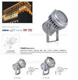 IP65 9W 18W LED 옥외 스포트라이트 6X3w 3X3w