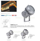 Riflettore esterno 6X3w 3X3w di IP65 9W 18W LED