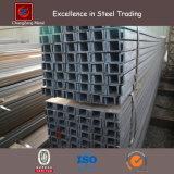 De U-balk van U van het structurele Staal voor Bouwconstructie