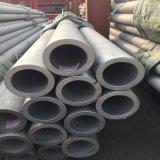 Tubo de acero inoxidable Tp321 para la industria química/la tubería