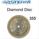 355 치과 Diamond Disc /dental 물자