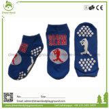 Dreamland горячий продающ Non йогу выскальзования Socks носок Trampoline малышей