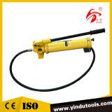 Pompa hydráulica manual de la capacidad grande del petróleo de 700 barras (CP-700-3)