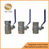 2 1/2 pulgadas de la válvula de agua de la válvula de bola de latón (TB118-000)