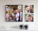 Печатание холстины фотоего, протягиванная холстина, высокие печати холстины разрешения с графиком