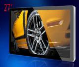 プレーヤー、デジタル表記、LCD Displayerを広告する27インチ