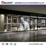 실내 옥외 투명하거나 유리 또는 Windows LED 영상 위원회 또는 표시 또는 벽 또는 전시 화면 P5-8