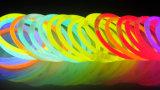Pulseras del resplandor de 21 pedazos con el rectángulo (SZH5200)