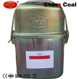 Autorespiratore ad ossigeno chimico di sicurezza nelle miniere