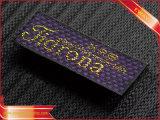 По пошиву одежды из тончайшего Label ткань из наклейки для одежды