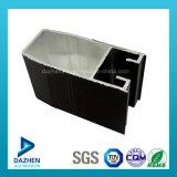 Perfil de alumínio de alumínio da extrusão da venda direta da fábrica para a porta do indicador