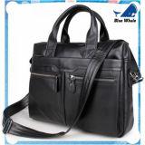 Bw265 мужчин Satchel, наплечная сумка из натуральной кожи портфель сумка для ноутбука