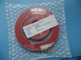 Schaltkarte-Leiterplatte rotes Soldermask 4 Schicht beide Seiten OSP