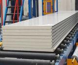 500-100mm Wand PU-Zwischenlage-Panel für thermisches Insualtion Zwischenlage-Panel
