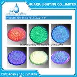 Luces subacuáticas de la piscina de la iluminación LED