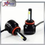De Uitrusting van de uitstekende LEIDENE van de Kwaliteit 38W 4500lm H8 9006 Bol van de Koplamp voor de Auto van de Motorfiets