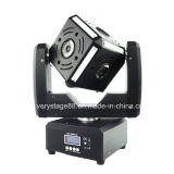 Neuester 6X12W RGBW 4in1 LED Fußball-bewegliches Hauptlicht